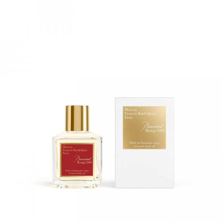 Maison Francis Kurkdjian メゾン フランシス クルジャン バカラ ルージュ 540 セント ボディーオイル Baccarat Rouge 540 Scented body oil 70ml