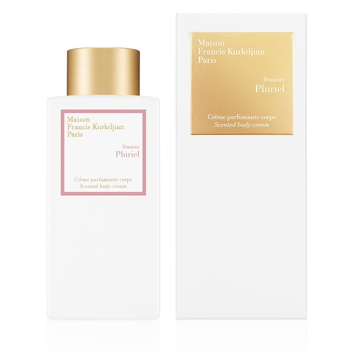 Maison Francis Kurkdjian メゾン フランシス クルジャン フェミニン プルリエル センテッド シャワークリーム feminin Pluriel Scented shower cream 250ml