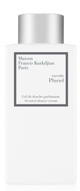 Maison Francis Kurkdjian メゾン フランシス クルジャン マスキュリン プルリエル センテッド シャワークリーム masculin Pluriel Scented shower cream 250ml