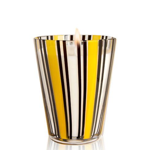 心をリラックスさせる 深くて濃いフローラルな香り ACQUA 新色追加 DI 正規販売店 PARMA アクア ディ パルマ LINDEN リンデン ムラーノ MURANO キャンドル GLASS グラス CANDLE