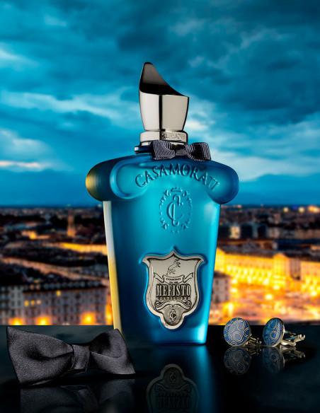 高品質新品 大人の魅力あふれる紳士用香水 XERJOFF セルヨッフ メフィスト ジェンティオーモ 国内送料無料 EDP GENTILUOMO MEFISTO 100ml オードパルファム