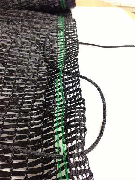 일본제!무더위 대책에 최적.설치 간단・로프 차양 넷과 설치도구세트 「다이오 차광 커텐 2 mx2m 세트」설치 편리한 스마트 훅 2개부.창주위, 정원, 레저 그 밖에