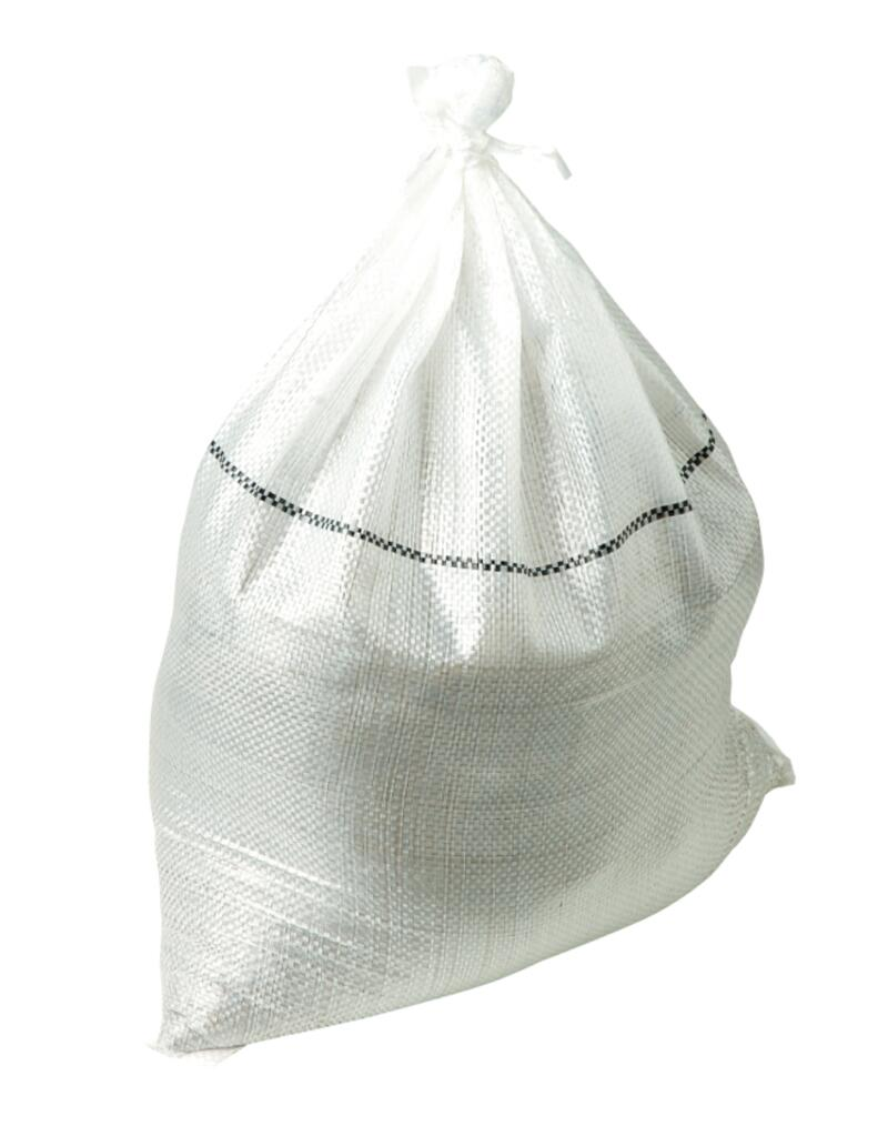 国産土のうのスタンダードタイプ スーパー土のう袋 安い 48cmx62cm 白 200枚セット ターピー 代引対象 日本製 超人気 萩原 高品質