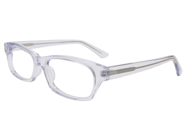 direct-glass-labo: With glasses / time / date plastic frame glasses ...