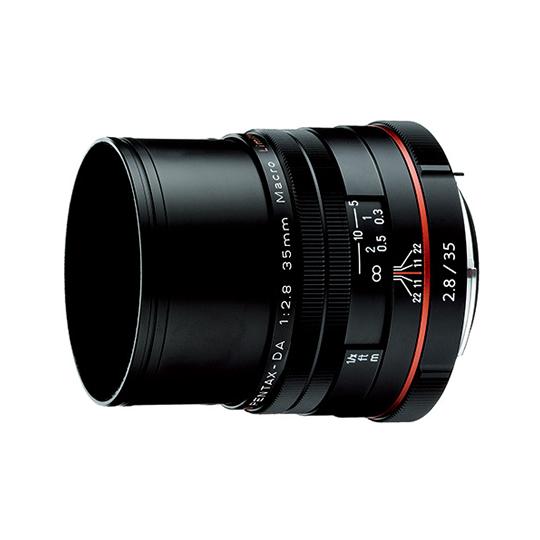 PENTAX ペンタックス HD PENTAX-DA 35mmF2.8 Macro Limited [ブラック]