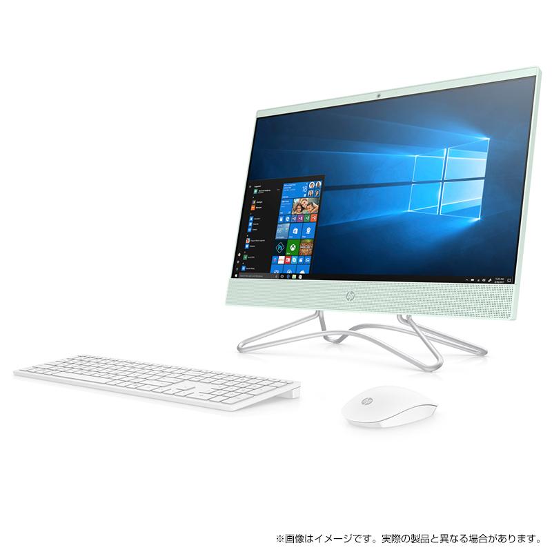 HP All-in-One 22(型番:6DV87AA-AAAB)