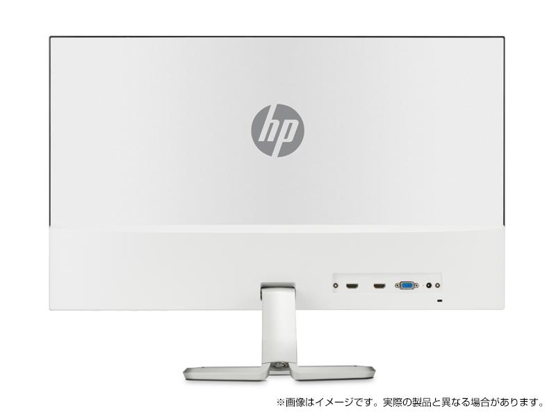 【7/11(木)1:59までエントリーでポイント最大33倍】 【IPSパネル】HP 27fw(型番:3KS64AA#ABJ)(1920 x 1080 1677万色)  液晶ディスプレイ 27インチ 超薄型 省スペース フルHD ディスプレイ モニター 新品 縁が狭額で24型くらいの設置感 PCモニター ゲーミングモニター