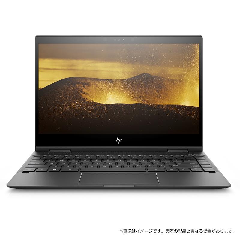 【4/26 1:59までエントリーでポイント最大31倍】 Ryzen3 8GBメモリ 256GB高速SSD 13.3型 タッチ式  HP ENVY 13 x360(型番:4ME09PA-AADR)顔認証 ノートパソコン office付き 新品 Core i5 同等性能
