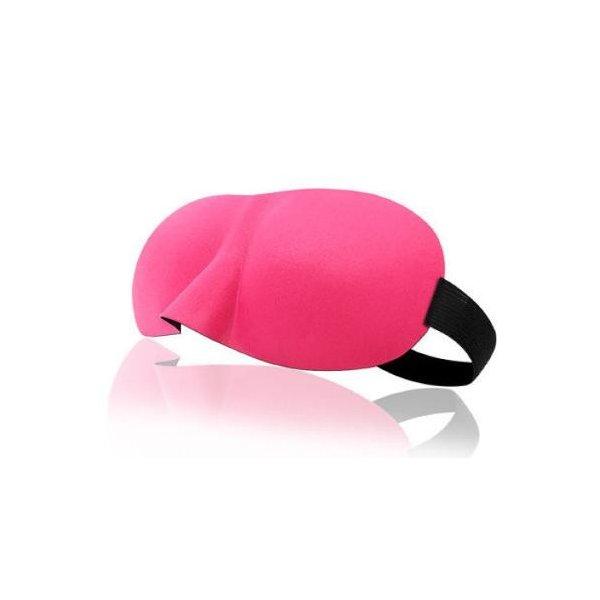 卸売り 今だけポイント5倍 2 16 01:59まで 3D立体アイマスク 日本メーカー新品 ピンク 快眠サポート 安眠