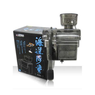 スキマー機能を搭載した外掛け式フィルター 海水専用:50Hz 60Hz兼用 カミハタ 大 業界No.1 フィルター 海道河童 送料無料限定セール中 プロテインスキマー付き