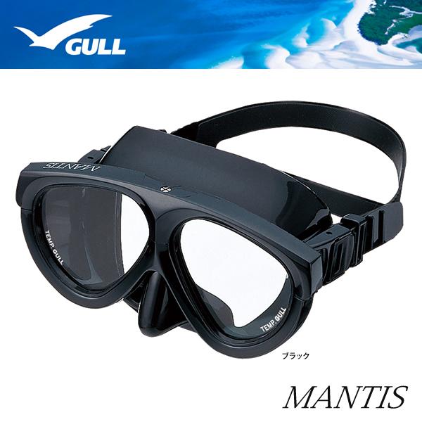 【全国送料無料! ガル】GULL ガル マンティス MANTIS ブラックシリコン MANTIS GM-1031, 遠軽町:4288d8c7 --- jpworks.be