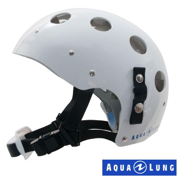 AQUALUNG アクアラング 潜水用ヘルメット ハーフカットタイプ 835050