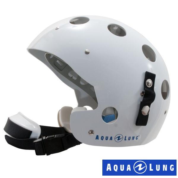 AQUALUNG アクアラング 潜水用ヘルメット ノーマルタイプ 835000