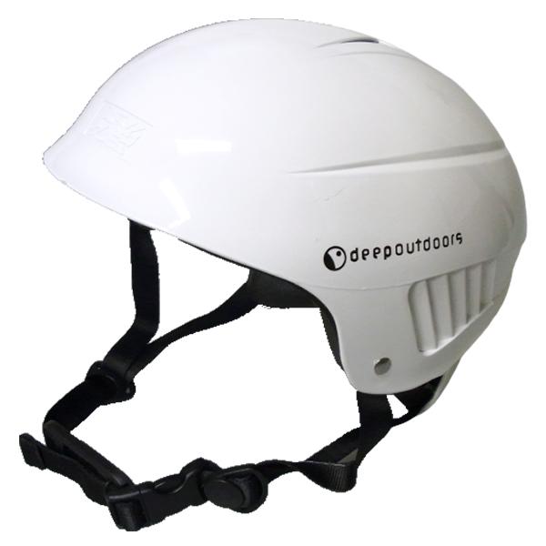 【レンタル用におすすめ12個セット!全国送料無料!】deepoutdoors ディープアウトドア キッズヘルメット アジャスターなし マウンテンバイク ラフティング キャニオニング お子様 子供