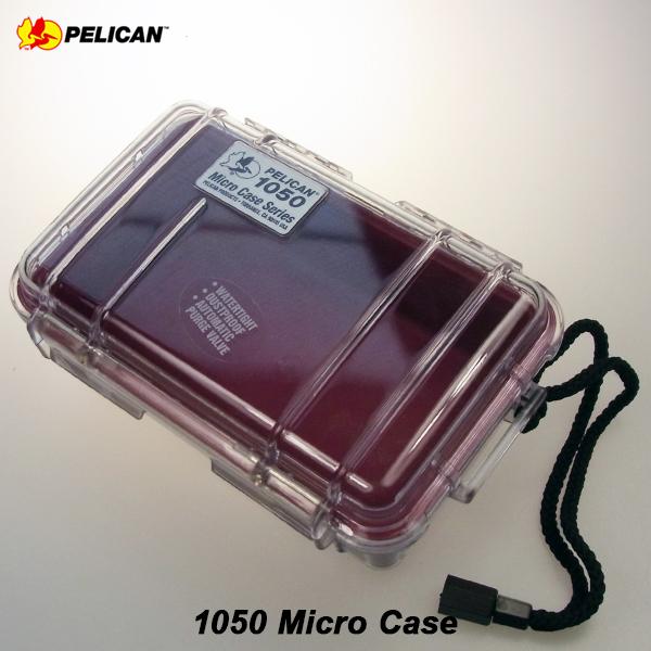 【数量限定特価!あす楽!】PELICAN ペリカン マイクロケース PC-1050