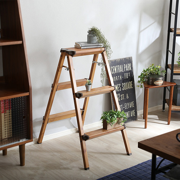 Peachy Step Folding Three Steps Mio Al Joke Light Weight Stepladder Step Stand Step Stool Fashion Ladder Folding Stepladder Step Stool Folding Folding Style Caraccident5 Cool Chair Designs And Ideas Caraccident5Info