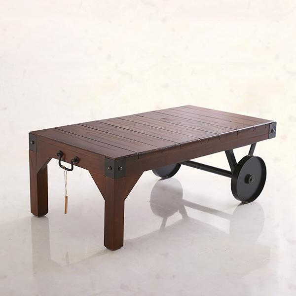 テーブル 木製 完成品 北欧 安い ローテーブル リビングテーブル センターテーブル コーヒーテーブル カフェテーブル シンプル 90cm カフェ リビング モダン おしゃれ 一人暮らし コーヒーテーブル レトロ ミッドセンチュリー 北欧 ヴィンテージ ブラウン 90