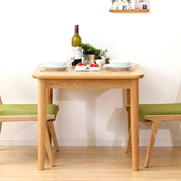ダイニングテーブル 単品 テーブル 2人用 75