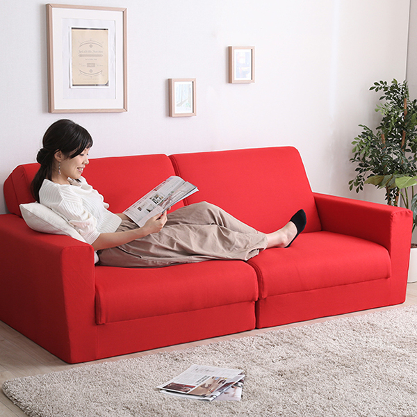 ソファーベッド 2人掛け ソファベッド コンパクト 安い 日本製