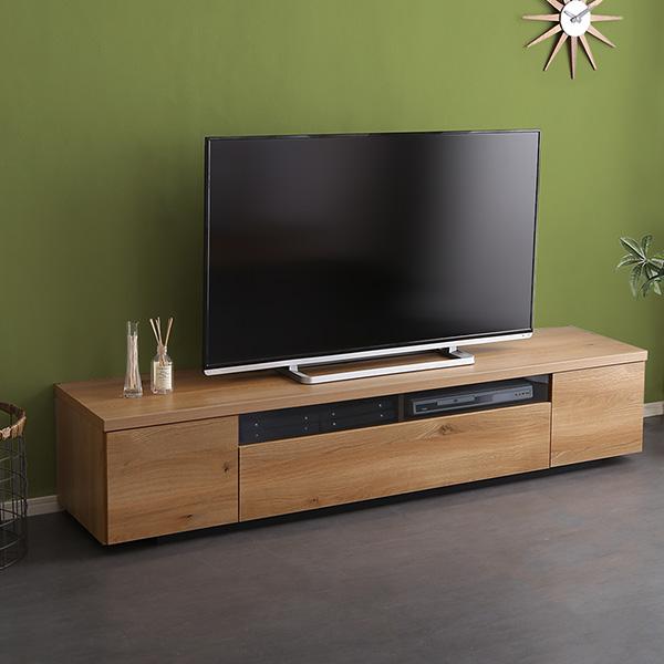 ローボード テレビ台 180 50インチ ロータイプ 木製 おしゃれ 日本製