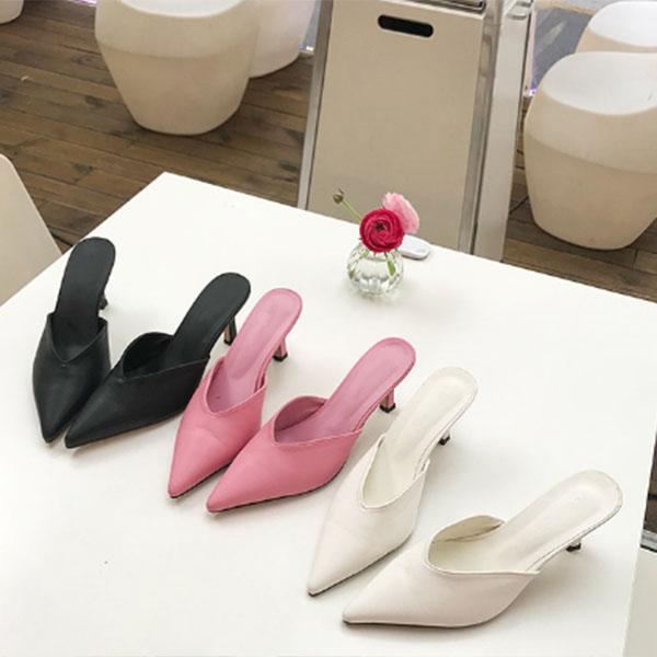 韓国 靴 パンプス ローヒール 歩きやすい かかとなし つっかけ 大人可愛い カジュアル トレンド フェス 20代 30代 40代 レトロ 海外 レディース diva 春夏秋冬
