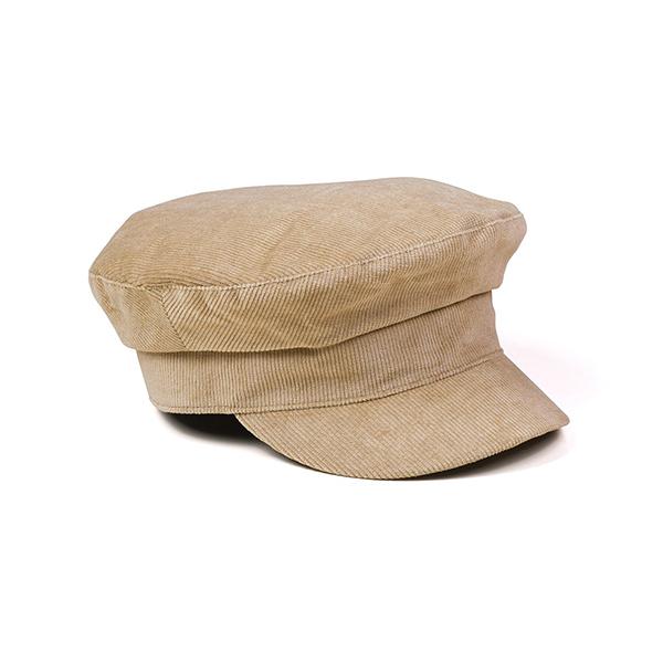 オーストラリア発 Lack of Color(ラックオブカラー)ベーカリーボーイキャップ コーデュロイ CAP ハット 帽子 レディース キャップ CAP 帽子 レディース ベージュ ブラック レディース 大人 コーデ イベント レトロ 被らない インポート ファッション 上品 日本未入荷