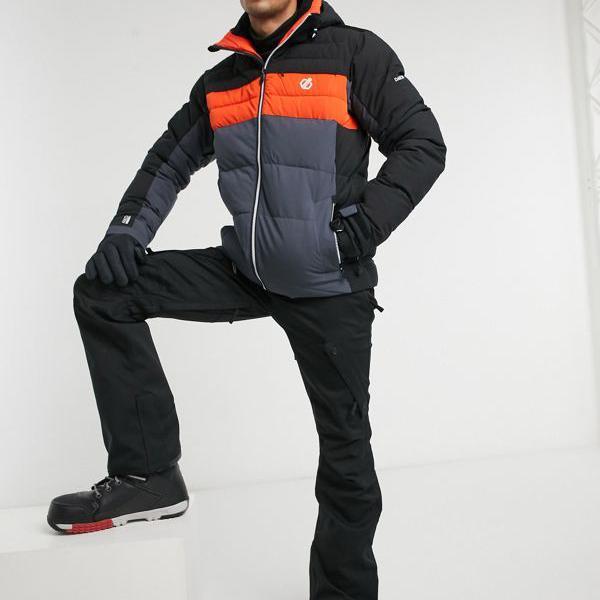 京都のセレクトショップdivacloset Dare 2bジャケットをブラック エボニーグレーで表示 アウター 男性 インポートブランド 大好評です 小さいサイズから大きいサイズまで メンズ 買取