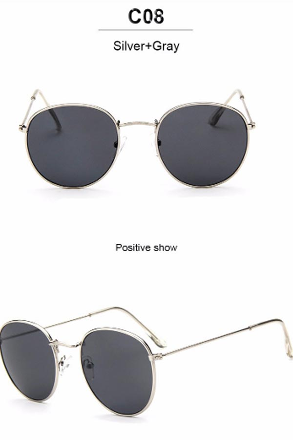 bb282b71f diva-closet: Sunglasses color lens color sunglasses round sunglasses ...