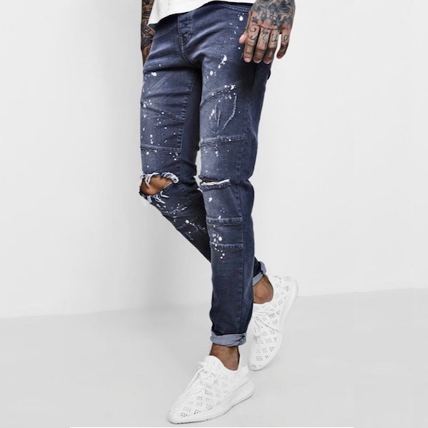 2c7f2deee7e0 diva-closet: Skinny men boohoo (Buch) skinny jeans slim fitting ...