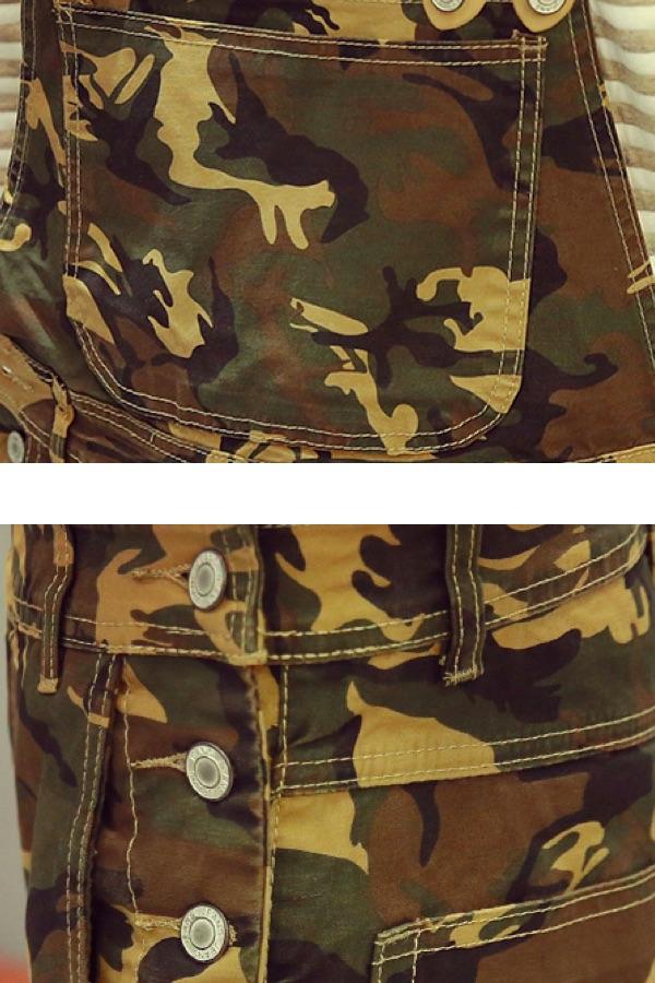 41e94f9c7d diva-closet: Overall men men denim overall slim camouflage ...