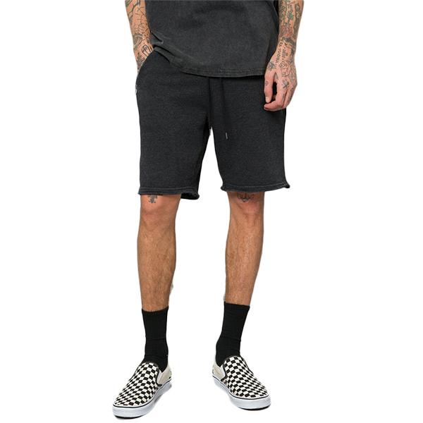 ELWOOD(エルウッド) メンズ ショートパンツ メンズ スウェット ハーフパンツ ショートパンツ ボトム パンツ 大きいサイズ インポート リゾート ストリート ファッション 日本未入荷 インスタ映え フェス 野外 男性 20代 30代 40代