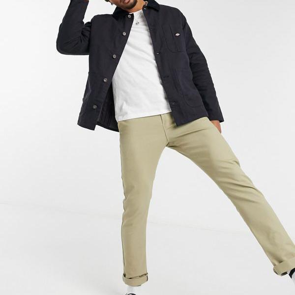 京都のセレクトショップdivacloset 流行のアイテム ディッキーズ Dickies 黒のディッキーズボルチモア雑用ジャケット アウター メンズ 男性 直送商品 40代 小さいサイズから大きいサイズまで 30代 インポートブランド カジュアル 20代 50代