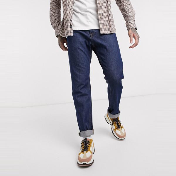 ASOSセレクト Jack & Jones asos ASOS エイソス メンズ インテリジェンス ヴィンテージ すすぎ洗い ジーンズ 先細り 大きいサイズ インポート エクストリームスーパースキニーフィット スウェットパンツ ジーンズ ジーパン 20代 30代 40代 ファッション コーディネート