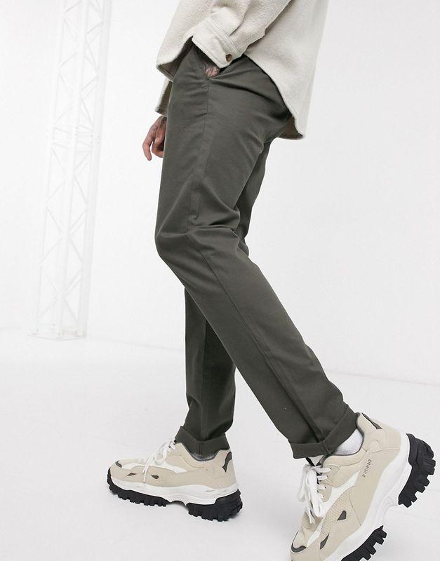 asos ASOS エイソス メンズ ASOS DESIGN カーキ ネイビー 保存 2パック スリム チノパン 大きいサイズ インポート エクストリームスーパースキニーフィット スウェットパンツ ジーンズ ジーパン 20代 30代 40代 ファッション コーディネート