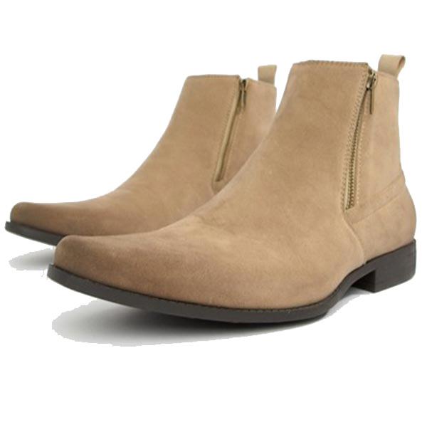 ASOS エイソス メンズ チェルシーブーツ ブーツ サイドゴアブーツ レオパード Stone プリント スエード シューズ 靴 20代 30代 40代 ファッション コーディネート オシャレ 大人カジュアル インスタ映え アウトフィット