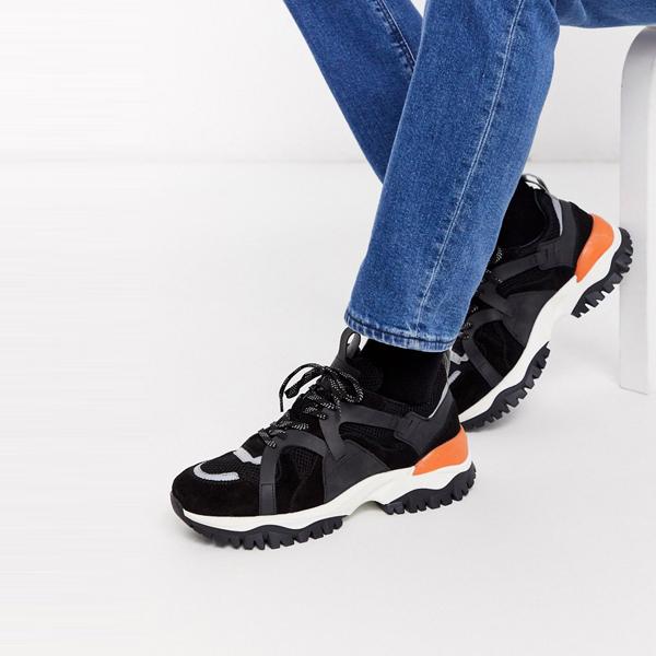 靴 シューズ ASOSセレクト Selected Homme asos ASOS エイソス メンズ Selected Homme ブラック 分厚い トレーナー 大きいサイズ インポート エクストリームスーパースキニーフィット スウェットパンツ ジーンズ ジーパン 20代 30代 40代 ファッション コーディネート