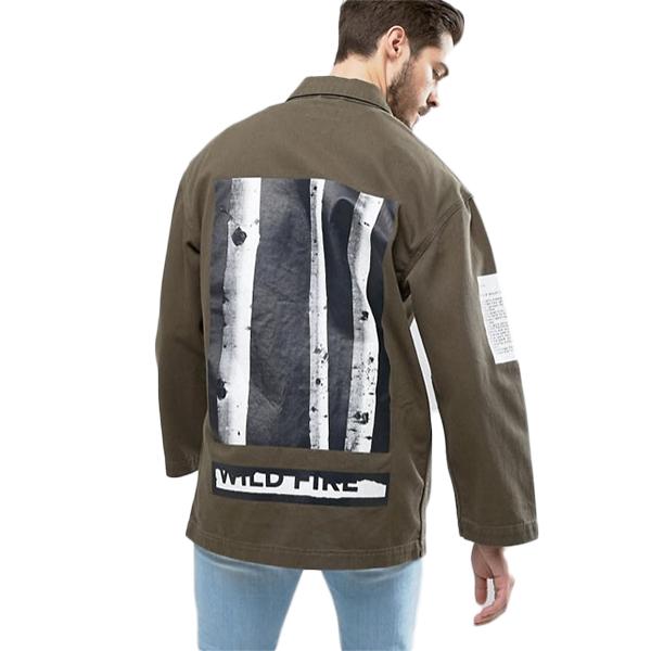 Diva Closet Denim Jacket Denim Jacket Jacket Men Outer Men