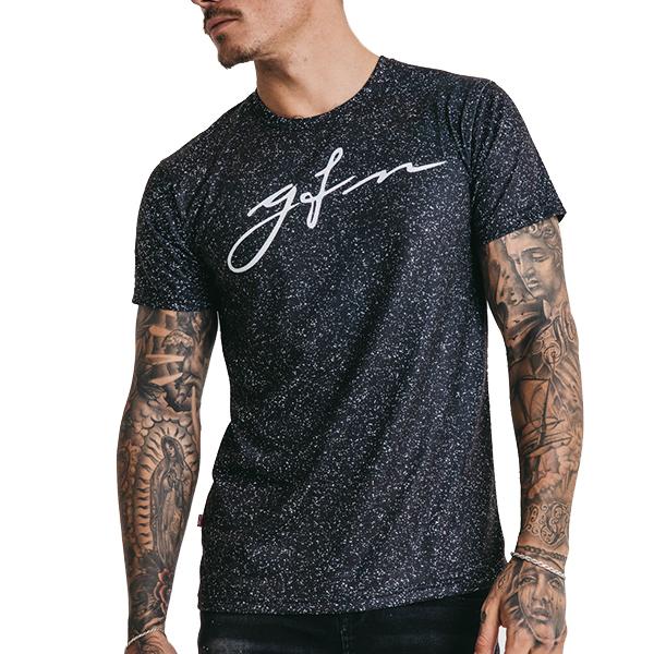 Good For Nothing (グッドフォーナッシング) Tシャツ 半袖 ハーフスリーブ マッスルフィット ロゴ オートグラフ 20代 30代 40代 インポート コーディネート 大きいサイズ 日本未入荷 メンズ レディース カジュアル ユニセックス メンズ 大人 男性 女性 XS S M L XL