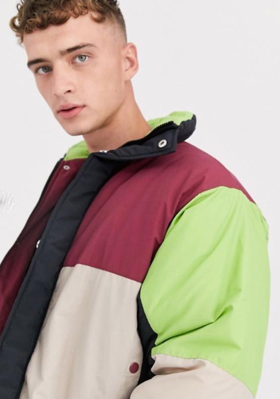 ブルゴーニュ 黒 ビンテージカット 縫製 フグジャケットジャケット アウター インポート 大きいサイズ 20代 30代 40代BCrdxoe