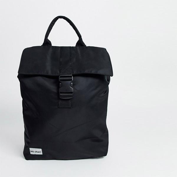 Mi-Pac Day Pack SP バック パック ブラック 鞄 インポート 20代 30代 40代 ファッション コーディネート