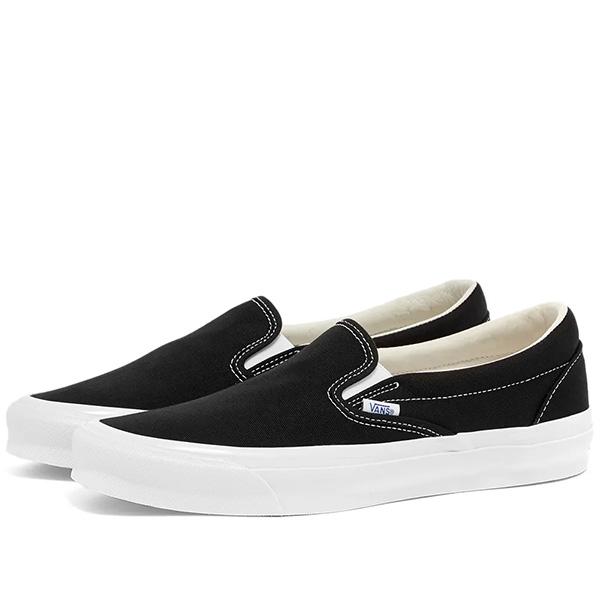 VANS VAULT SLIP ON LX スニーカー 靴  メンズ インポート ブランド 男性  大きいサイズあり