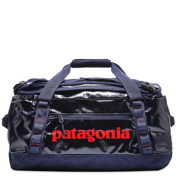 PATAGONIA パタゴニア ブラック ホール 40L ダッフル  鞄 バック メンズ インポートブランド