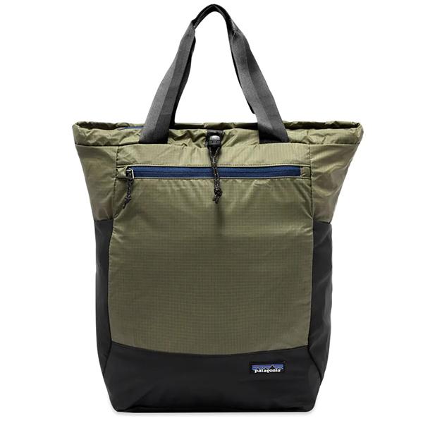 PATAGONIA パタゴニア ウルトラ ライト ブラック ホール トート パック 鞄 バック メンズ インポートブランド