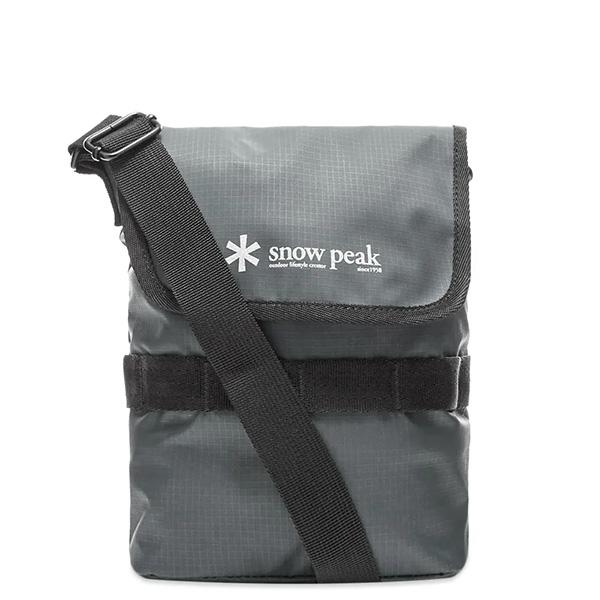 スノーピーク SNOW PEAK ミニ ショルダー バッグ 鞄 バック メンズ インポートブランド