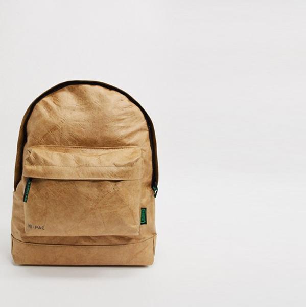 Mi-Pac Renew リサイクル タイベック バックパック(タン) 20代 30代 40代 ファッション コーディネート インポートブランド