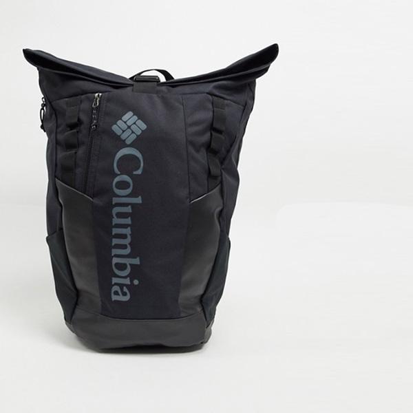 Columbia Convey 25リットル ロール トップ バック パック ブラック 鞄 インポート ブランド メンズ 20代 30代 40代 ファッション コーディネート
