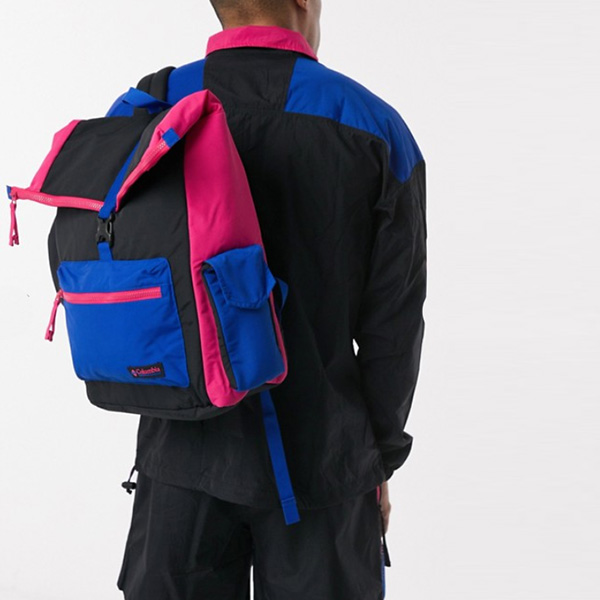 コロンビア ポポ 22リットル ブラック バック パック 鞄 インポート ブランド メンズ 20代 30代 40代 ファッション コーディネート