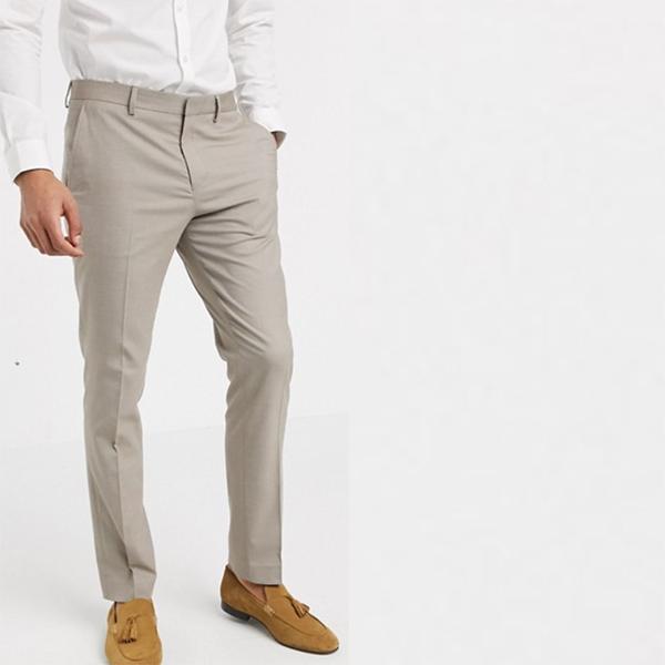 オム スキニー フィット ストレッチ スーツ ズボン 20代 30代 40代 ファッション コーディネート オシャレ カジュアル