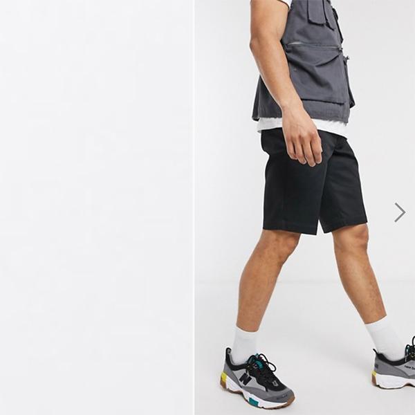 ディッキーズ スリム ストレート ワーク ショート ブラック 20代 30代 40代 ファッション コーディネート 小さいサイズから大きいサイズまで オシャレ トレンドインポート トレンドDHIWE2Y9