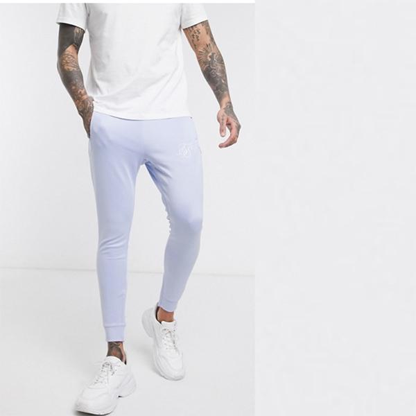 【美品】 ブルー オンブルフェード SikSilk スキニージョガー 20代 30代 40代 ファッション コーディネート 小さいサイズから大きいサイズまで オシャレ トレンド インポート トレンド, ギフトのブロア 87f1a544